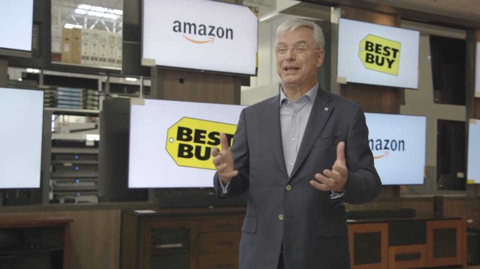Best Buy y Amazon unen fuerzas