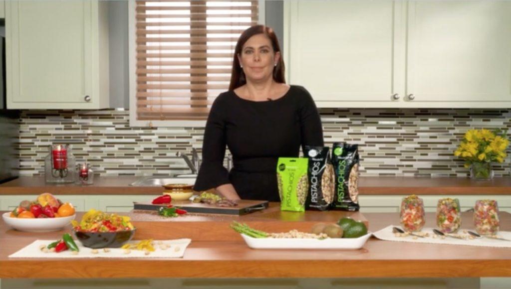 Los Pistachos en el Mes Nacional de la Nutrición