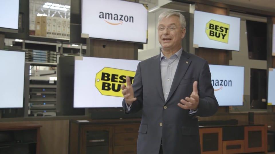 Best Buy y Amazon unen fuerzas