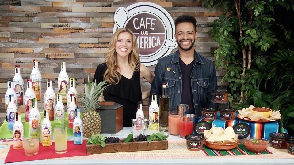 Cinco de Mayo con Cocktail Artist y Fresh Cravings