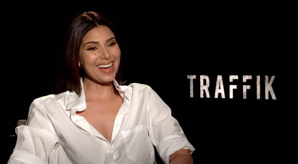 Roselyn Sanchez habla con Maria Salas